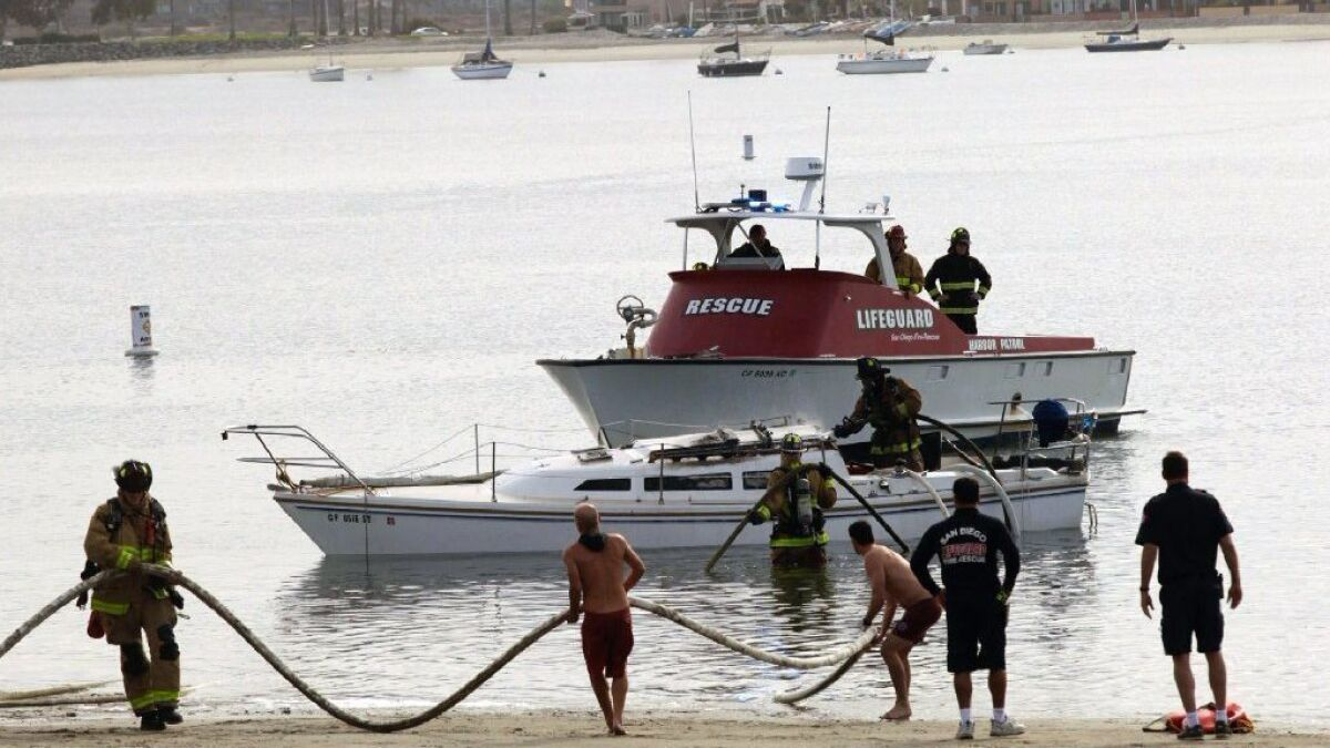 Commentary: Why San Diego's lifeguard unit should be