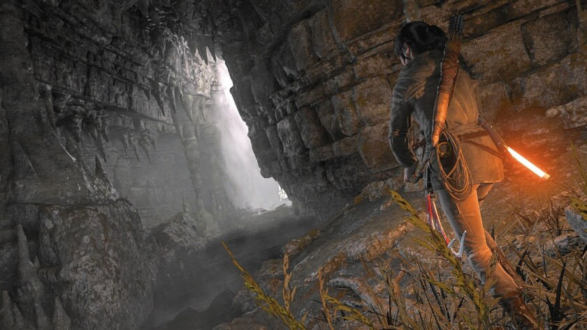 The Player reviews 'Tomb Raider'