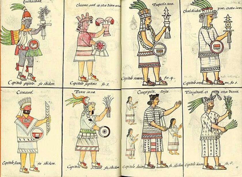 'Aztec Pantheon'