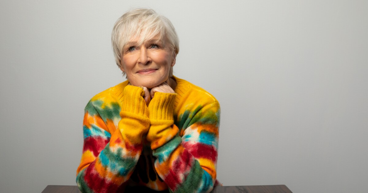 Glenn Close finds a common humanity with her larger-than-life Mamaw character