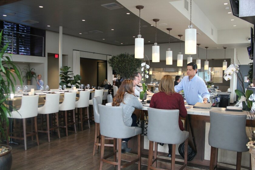 Dolce at the Highlands is now open in Pacific Highlands Ranch.