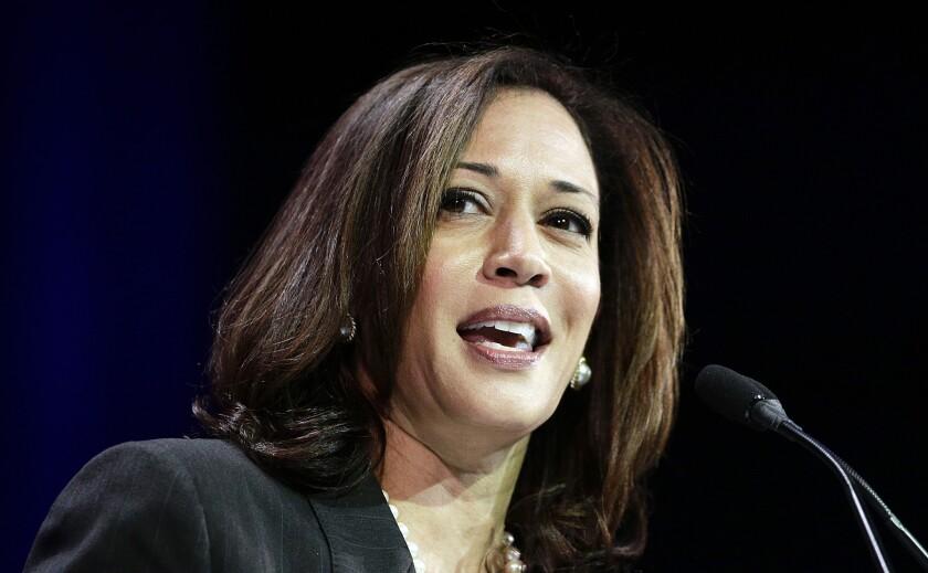 Koch-backed group sues Atty  Gen  Kamala Harris over donor list