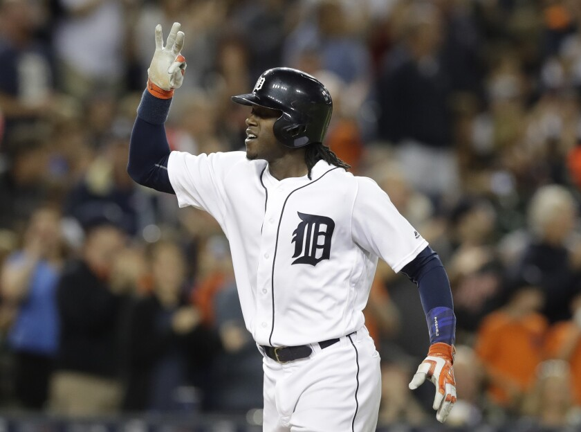 """""""I think I've always been able to affect a clubhouse in a positive manner,"""" says Cameron Maybin, who was acquired by the Angels from the Tigers. """"I think it'll carry over."""""""