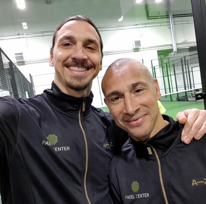 Zlatan Ibrahimovic da otra de señal que indica que intenta jugar en Rusia 2018