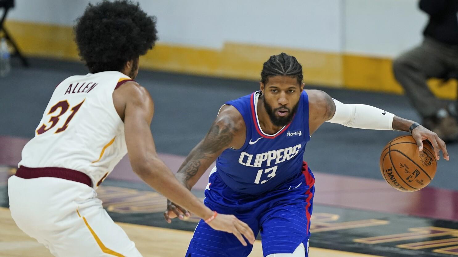 Αποτέλεσμα εικόνας για LA Clippers - Cleveland Cavaliers 121-99