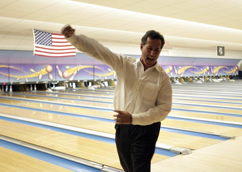 Rick Santorum wins Louisiana primary
