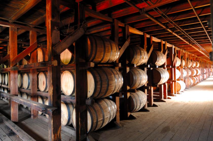 Buffalo Trace distillery. (Courtesy photo)