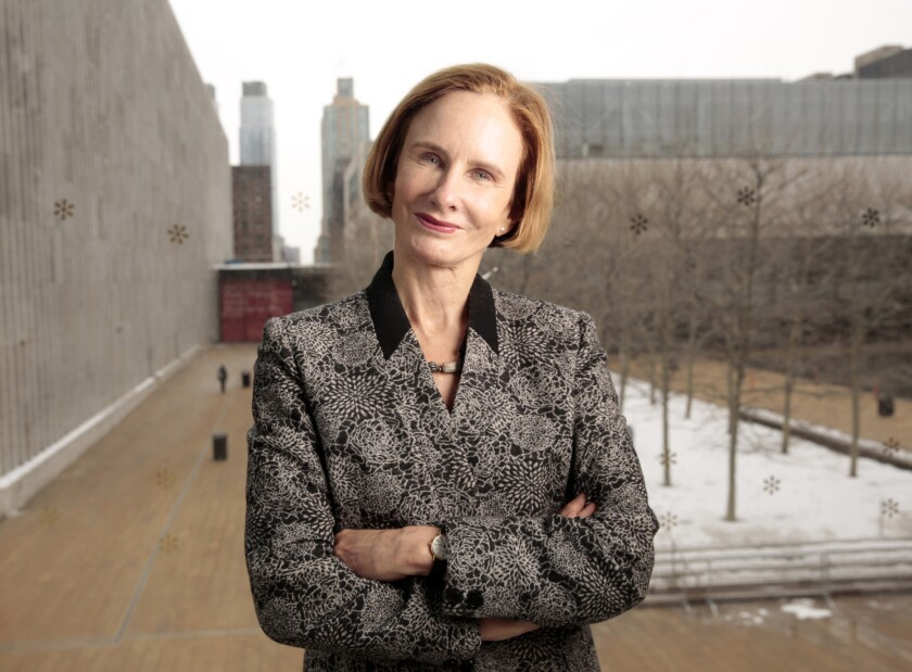 Jane Moss is head of programming at Lincoln Center.