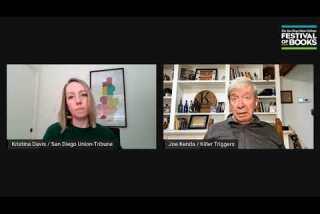 Festival of Books Author Q&A with Joe Kenda