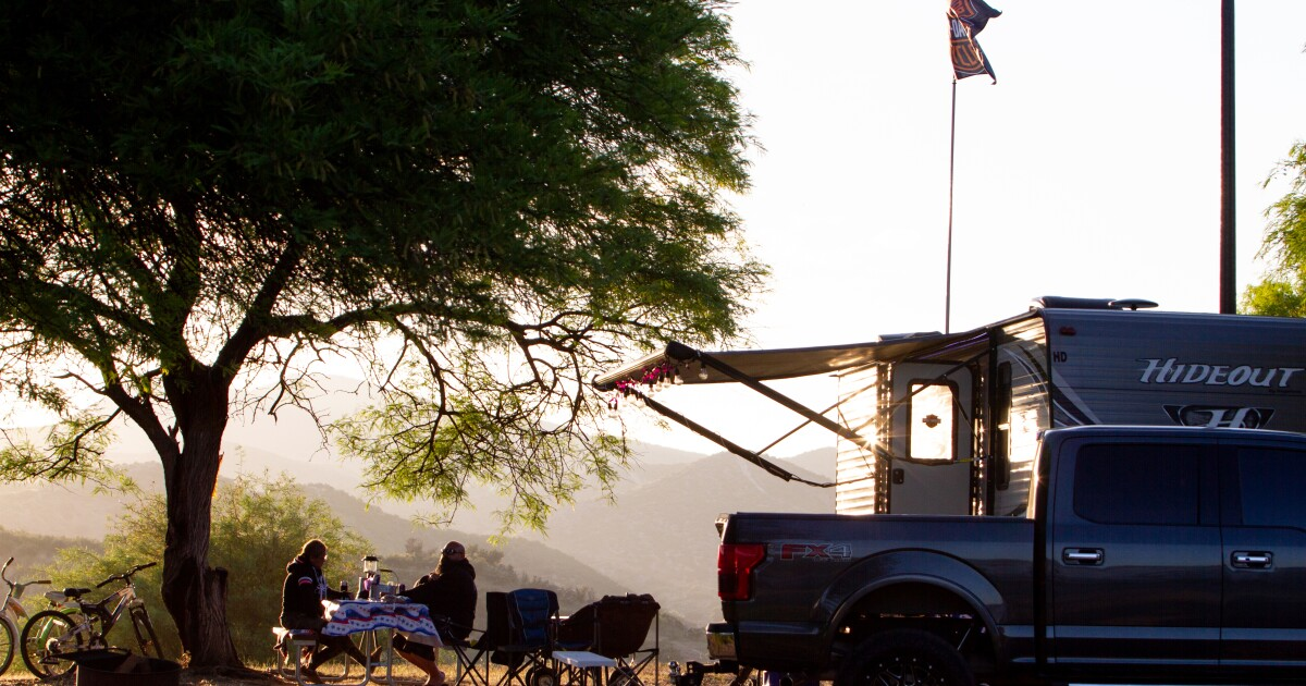 Perfect for summer vacation this year: 7 California RV parks good for beginners