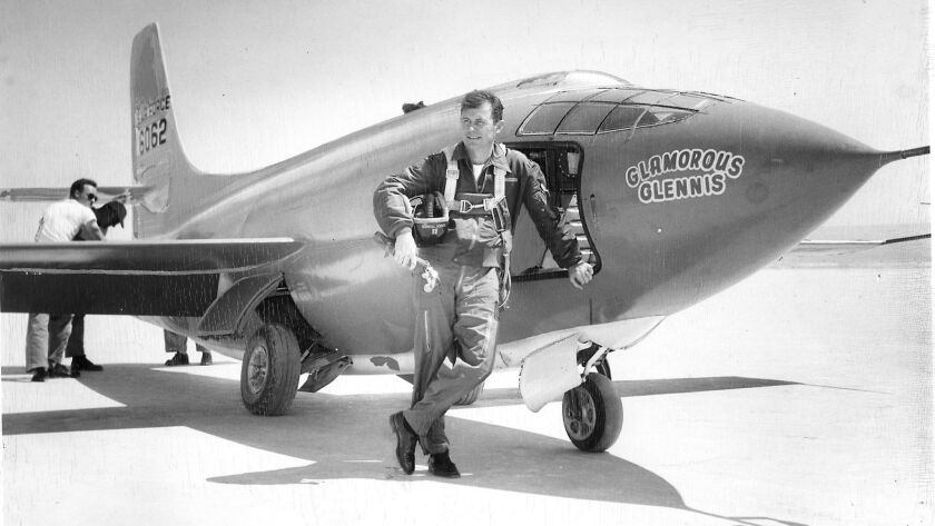 Chuck Yeager paved the way for the faster airplanes and supersonic military flights that have become routine.