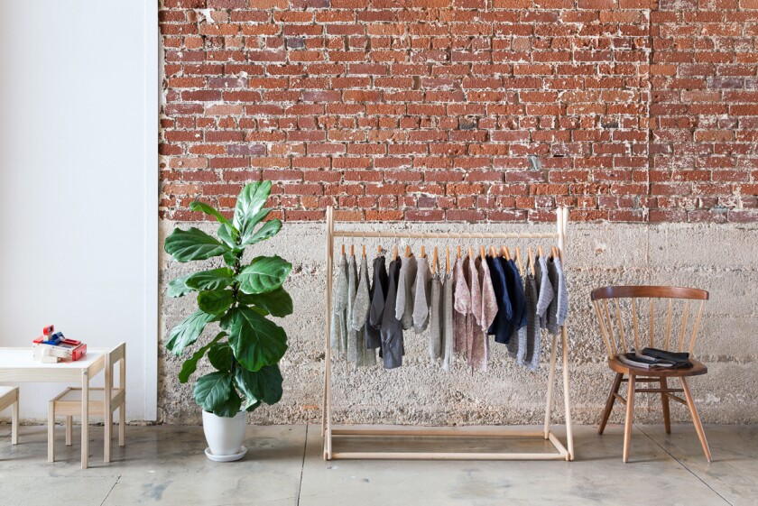 The spare, light-filled new Avion Clothier in Atwater Village is now open.