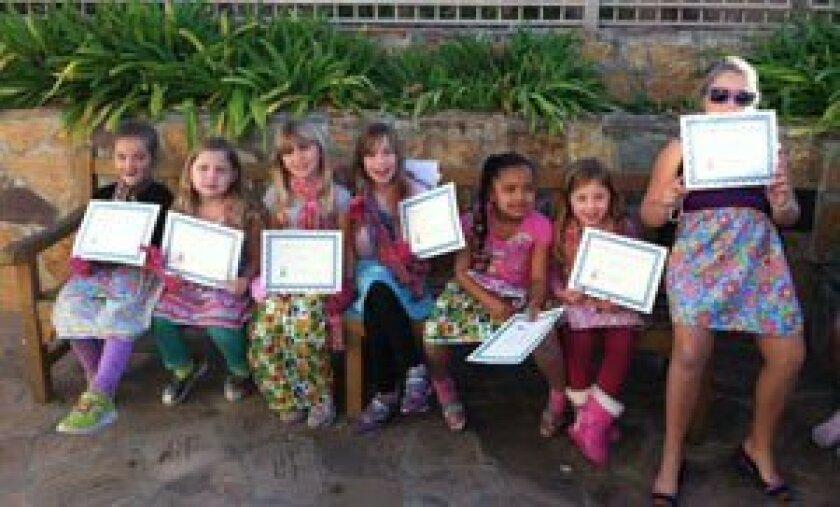 Rancho Santa Fe Community Center youth classes