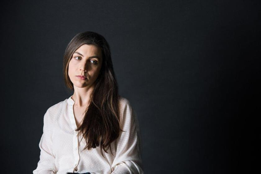 "Julia Holter released her fourth album, ""Have You in My Wilderness,"" last year. (Juri Hiensch)"