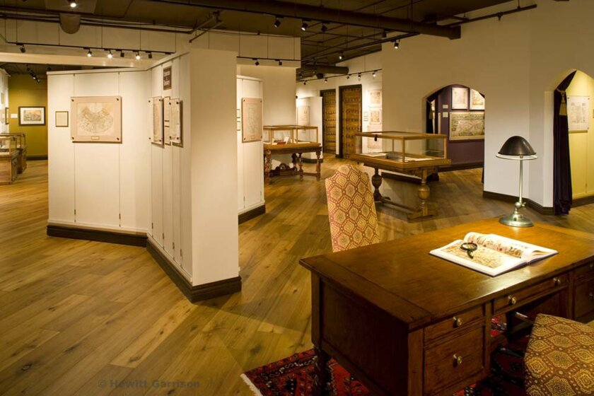 The goal of the Map and Atlas Museum of La Jolla is to create an awareness and appreciation for the geography, history, politics and artistic beauty of antique, collectible maps and atlases. There is no cost for admission. Courtesy