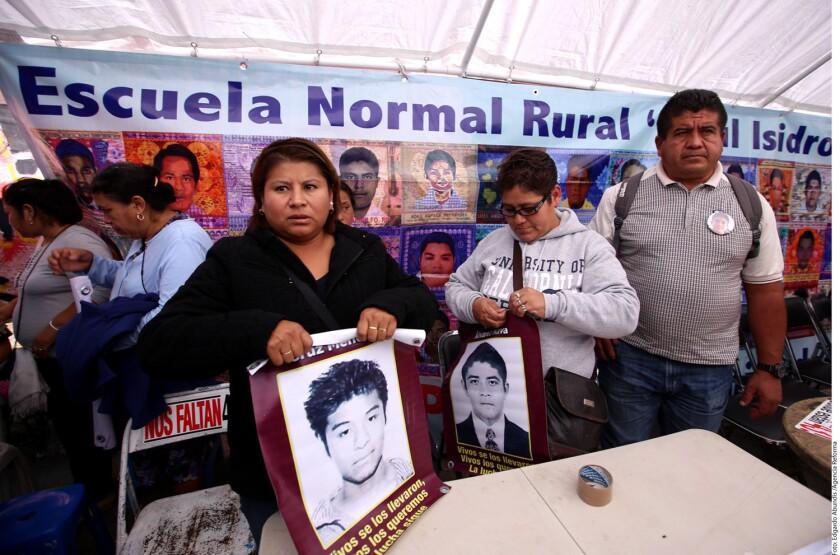 Entrevistado con motivo del Informe Anual 2015 de AI, Perseo Quiroz, director ejecutivo de Amnistía Internacional (AI) México, comentó que, a raíz de la desaparición de los 43 estudiantes de Ayotzinapa, se ha destapado una serie de casos similares.