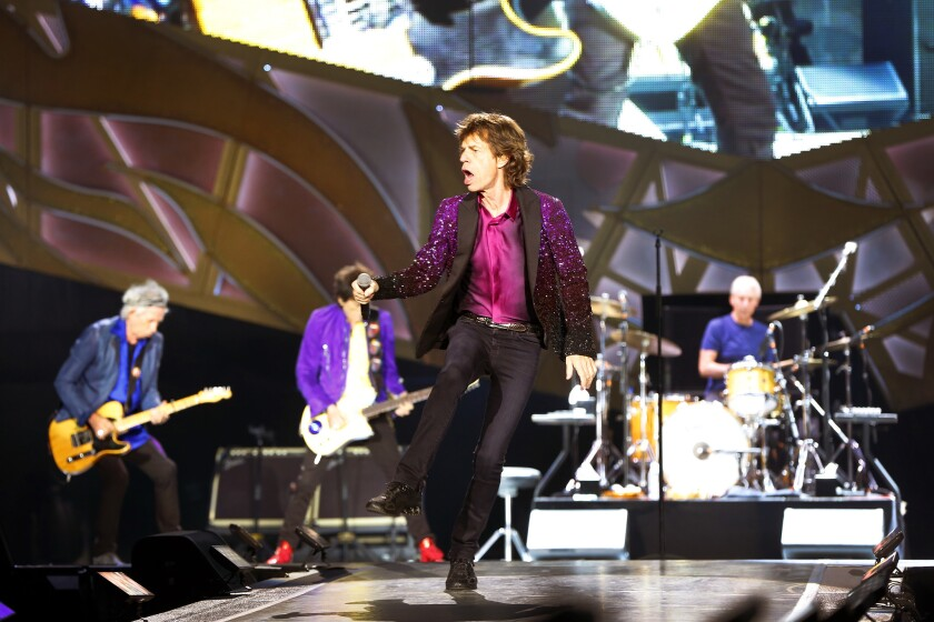Rolling Stones Postpone No Filter Tour Scheduled To Kick Off In San Diego This Spring The San Diego Union Tribune
