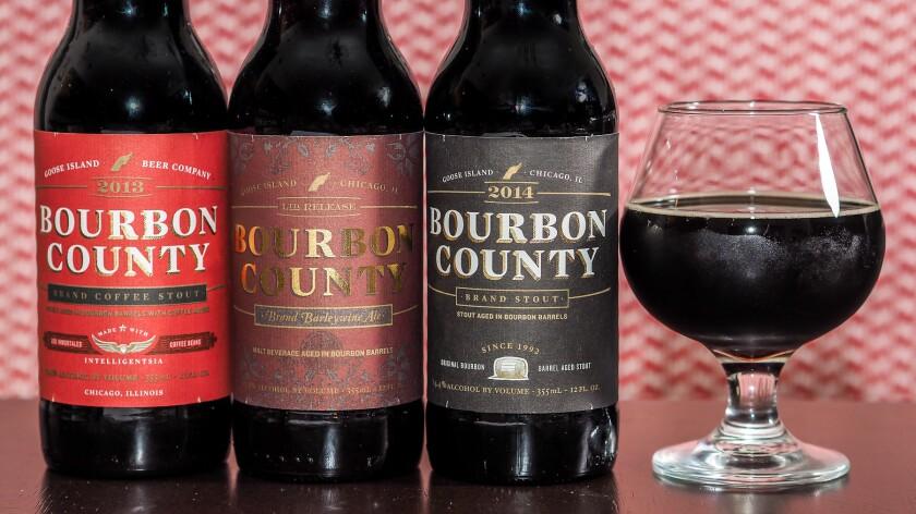 Bourbon County stouts