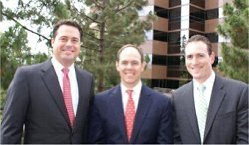 W Partners founders Kurt Wickham, Todd Wilson and Joel Weinstein