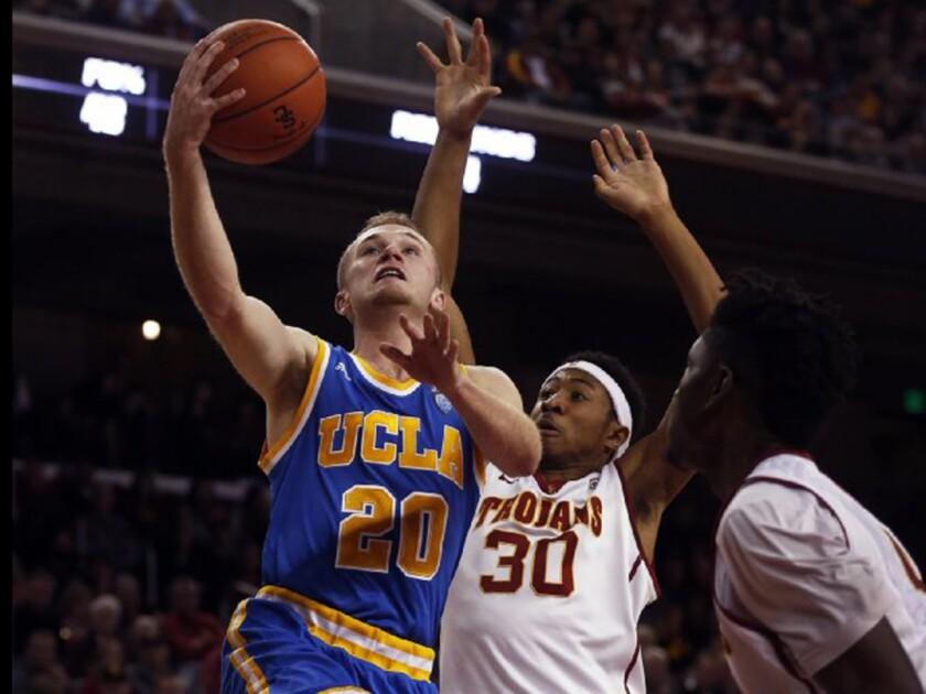 Up next for UCLA: vs. Utah