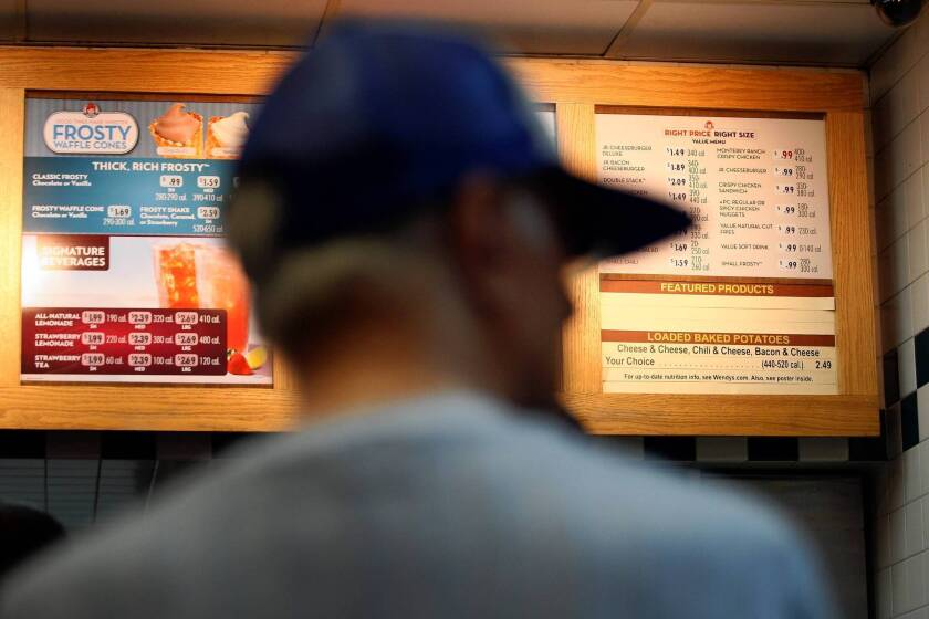 Some dollar-menu items are passing the buck