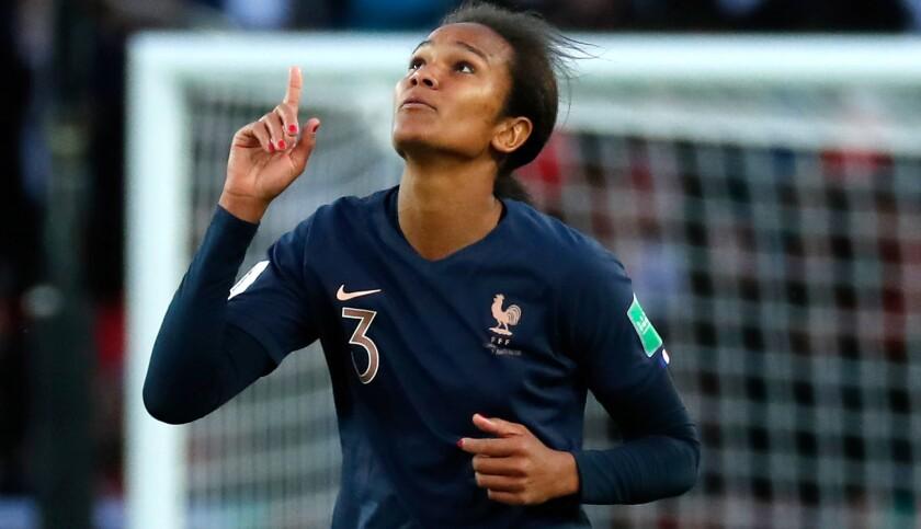 FIFA Women's World Cup 2019, Paris, France - 07 Jun 2019