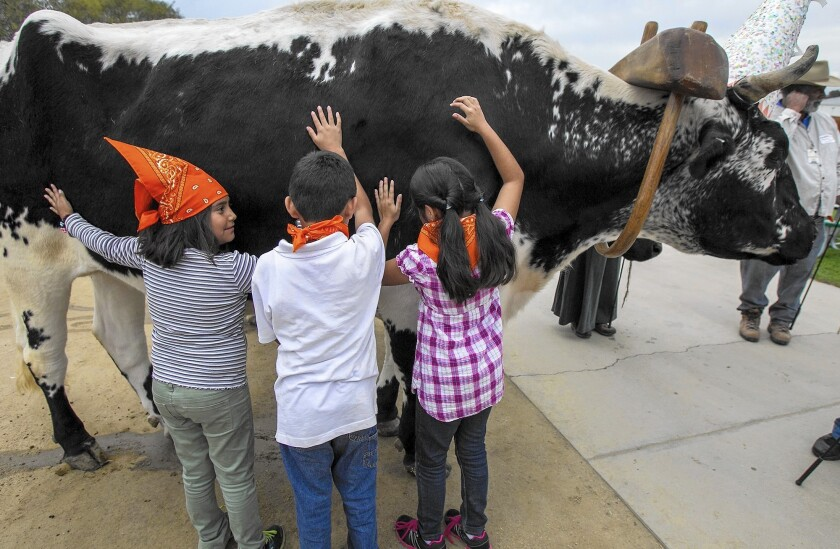 A 25th-anniversary celebration of Centennial Farm at the Orange County Fairgrounds