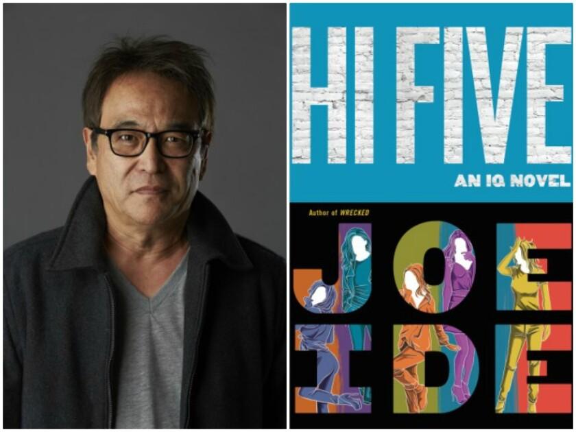 Joe Idea has written four novels in his IQ private eye series.