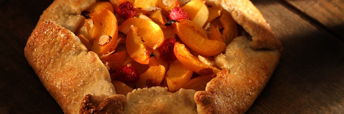 12 recipes for apricots