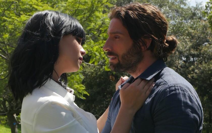 Carolina Miranda y David Chocarro, protagonistas de Señora Acero 5