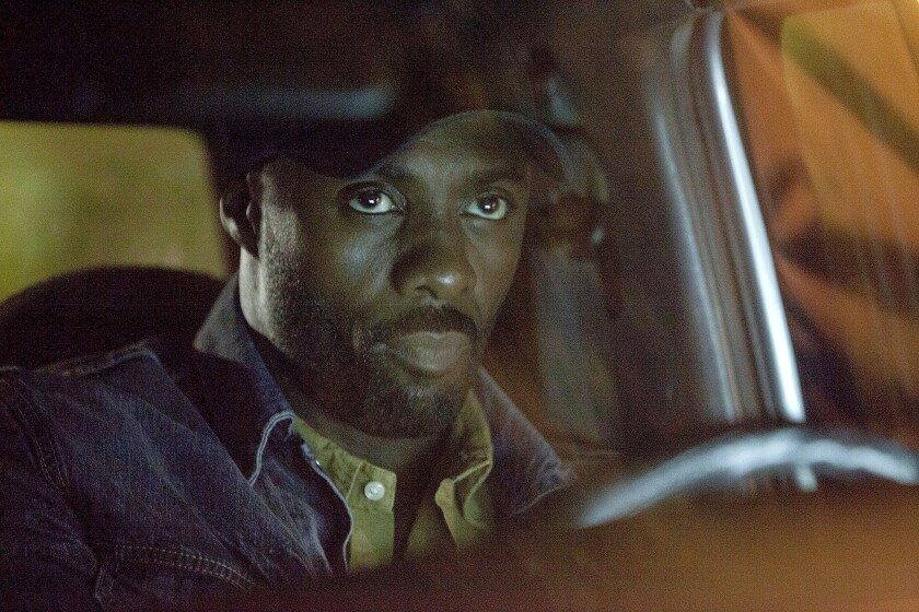 Idris Elba in 'No Good Deed'