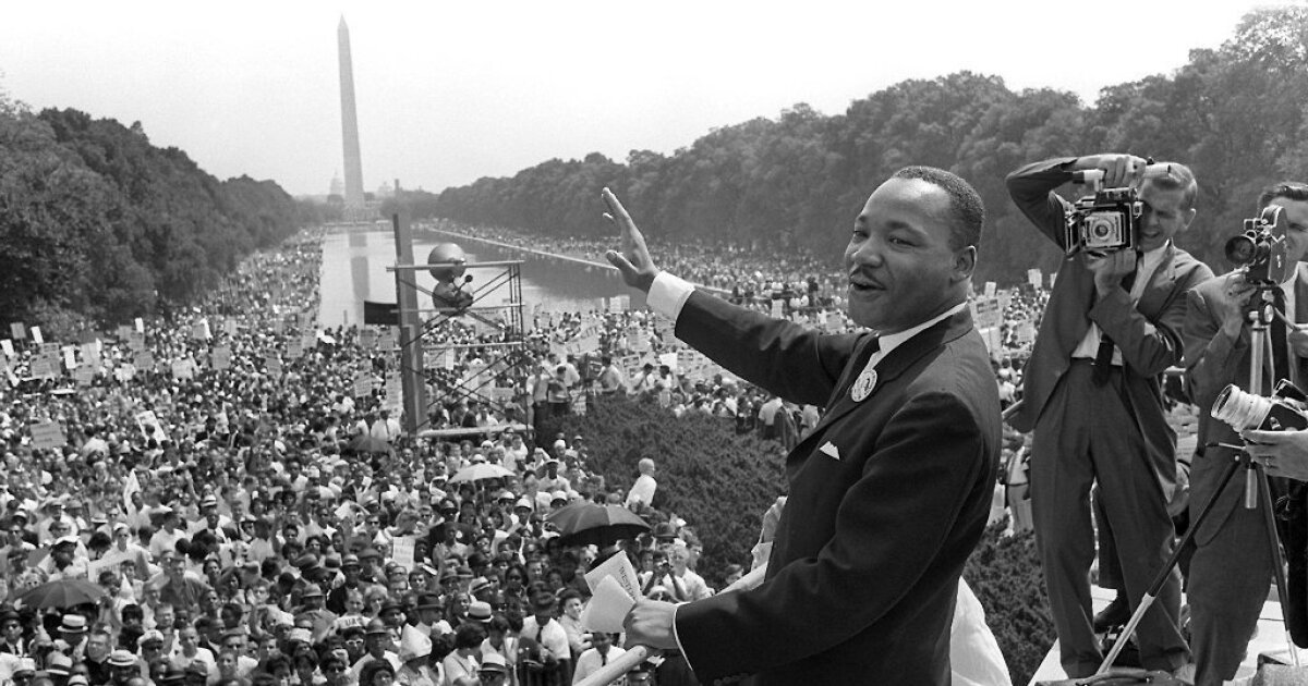 Editorial: Martin Luther King's Promised Land may be closer than we think