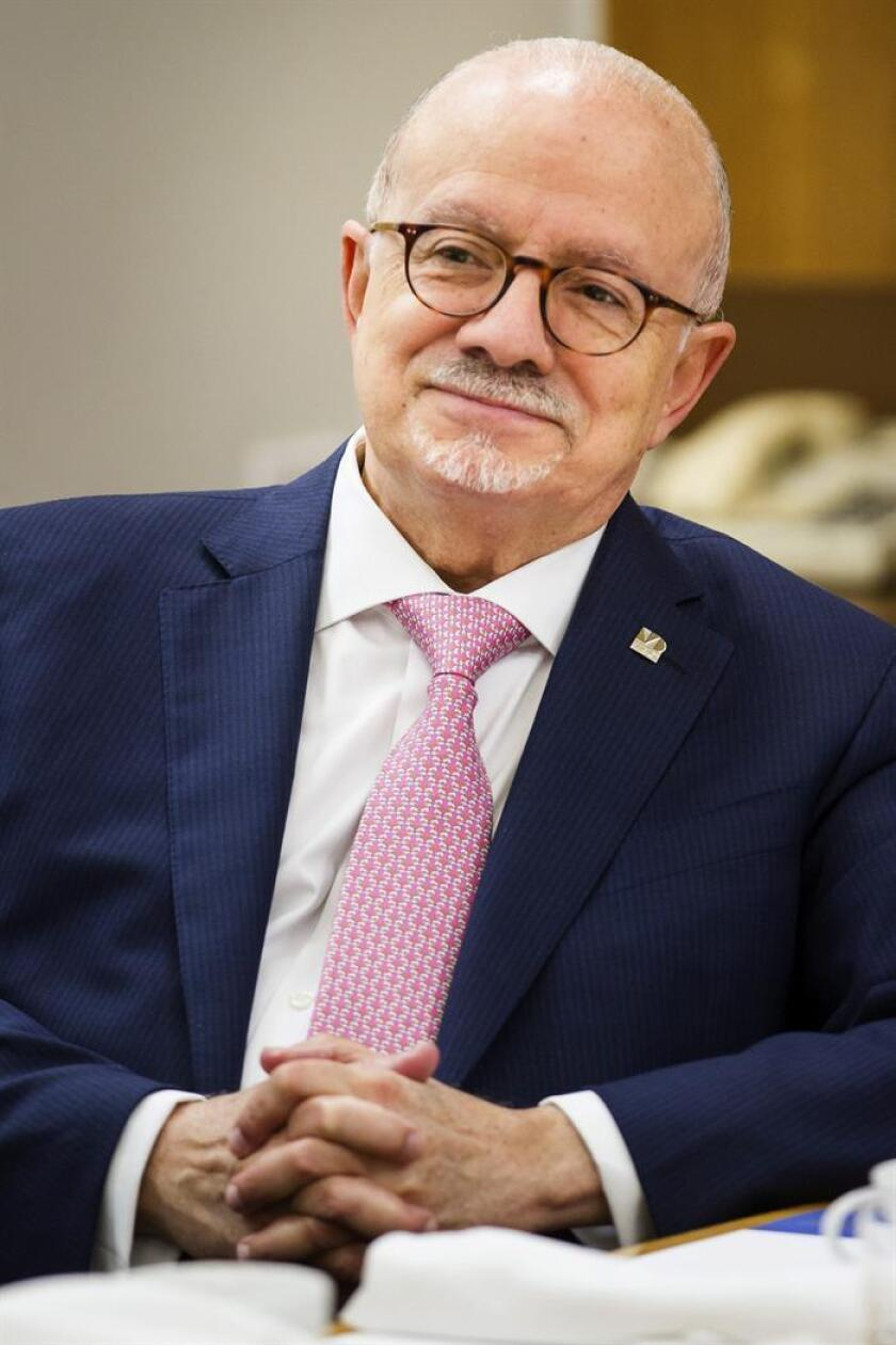 El rector del Miami Dade College (MDC), Eduardo J. Padrón EFE/SÓLO USO EDITORIAL/NO VENTAS/archivo