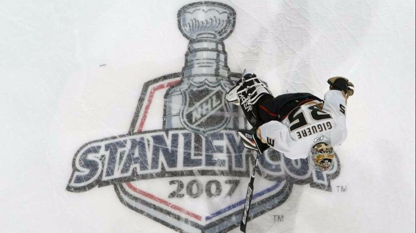 Ducks set to celebrate 10-year anniversary of their Stanley Cup championship