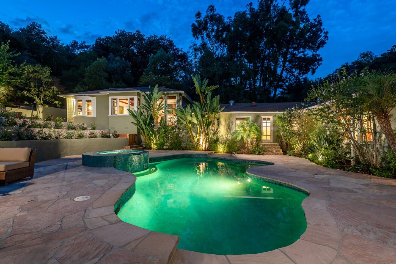 Frank Darabont's Hollywood Hills home
