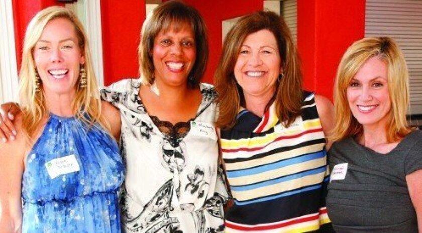 Leslie De Goler, Kimberly King. Shaunna Kahn, Kristen Stector