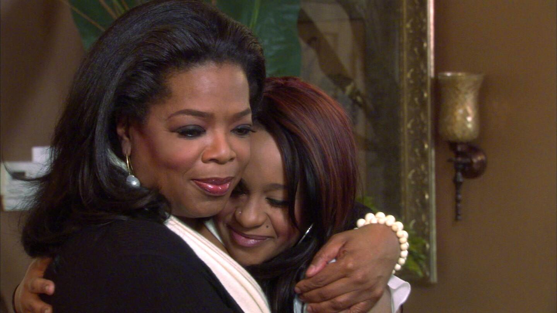 Bobbi Kristina on Oprah