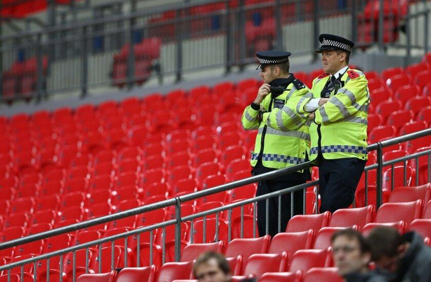 Soccer practice security