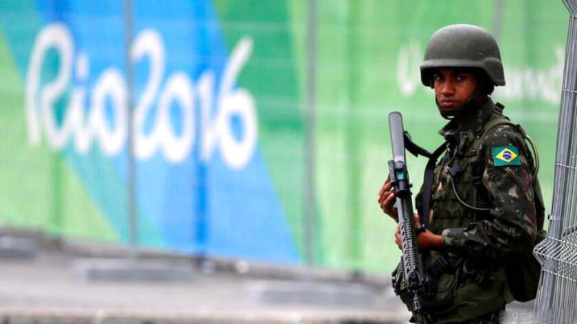 """Un mando militar brasileño señaló que las preocupaciones de terrorismo habían """"llegado a un nivel más alto""""."""