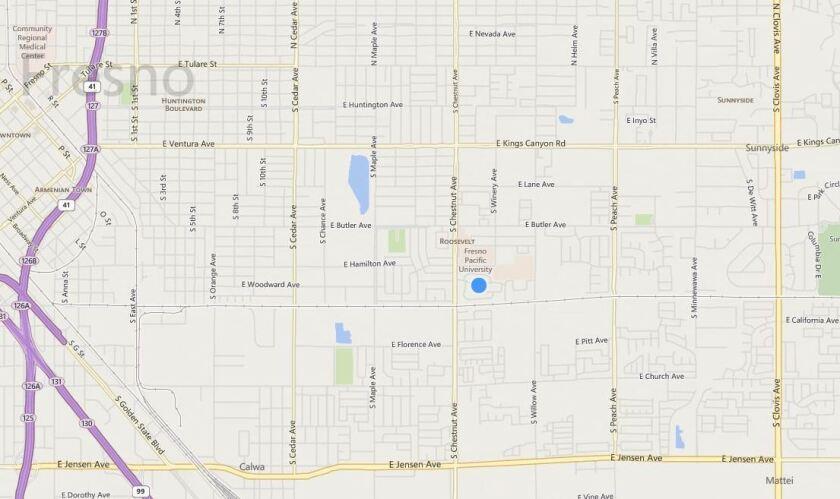 Fresno senior living community