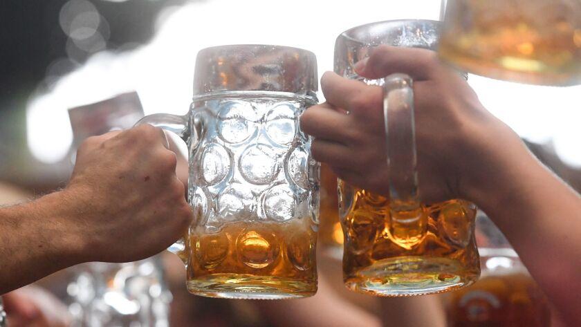 GERMANY-BEER-FESTIVAL-OKTOBERFEST