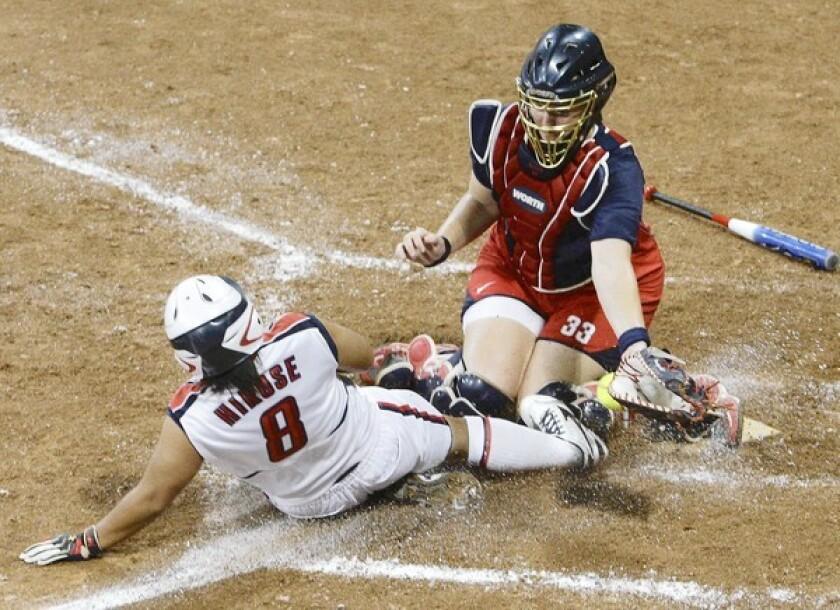 Olympic hopes for baseball and softball