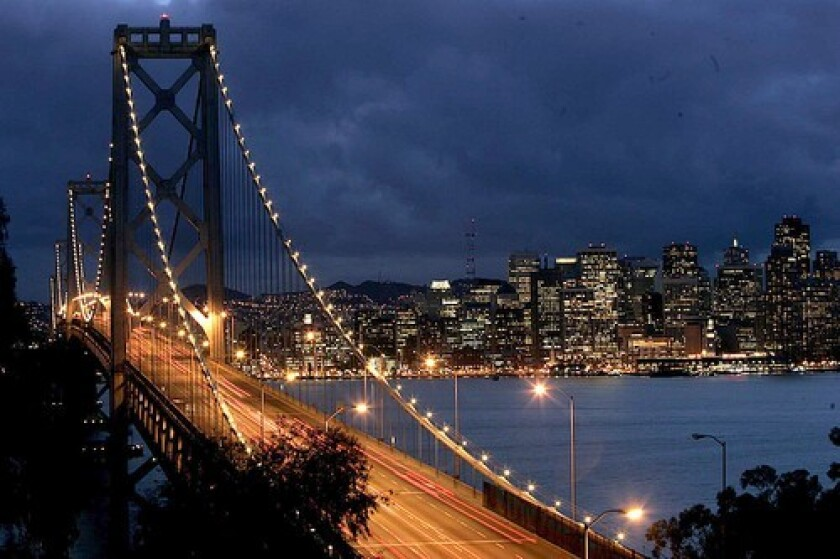 San Francisco will ease stay-at-home order.