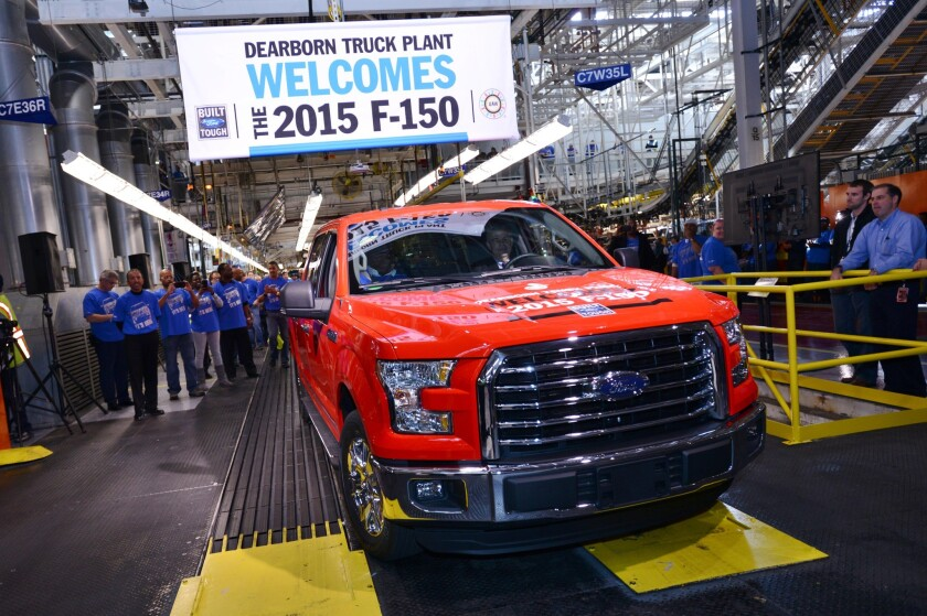 A new, lighter version of the Ford F-150 truck comes with a small but powerful engine that is improving fuel economy, according to the Union of Concerned Scientists.