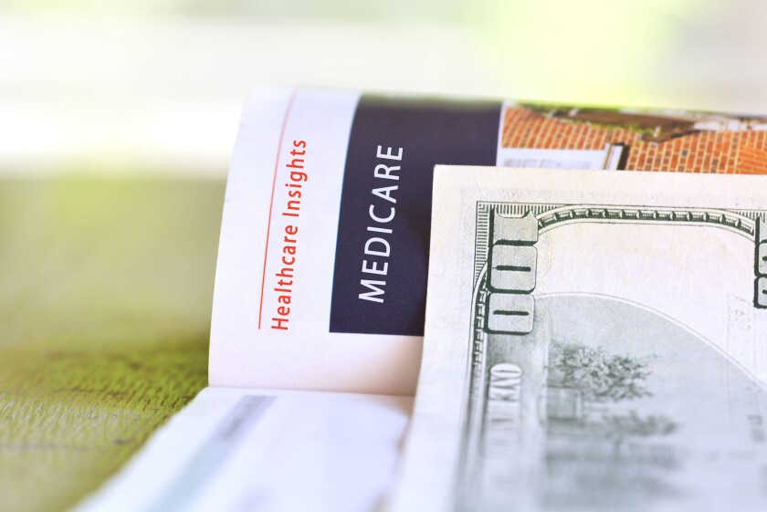 You may be subject to a Medicare high-income surcharge.