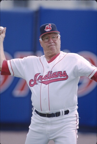 Cleveland Indians Hall of Fame Pitcher Bob Feller died December 15, he was 92.