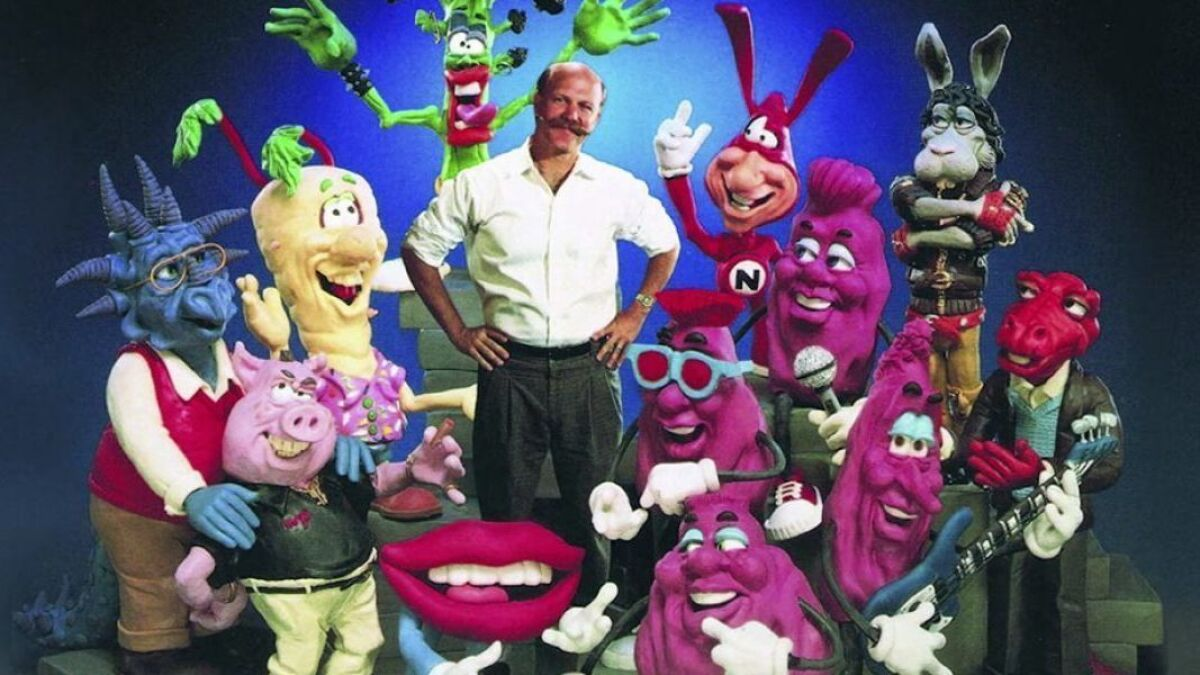 Will Vinton Award Winning Animator And Pioneer Of Claymation Dies At 70 Los Angeles Times