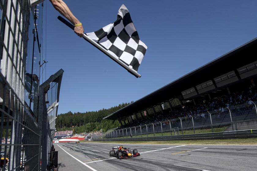CAR F1 Season