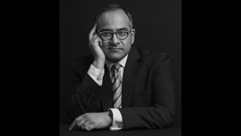Ravi Rajan, incoming president of CalArts