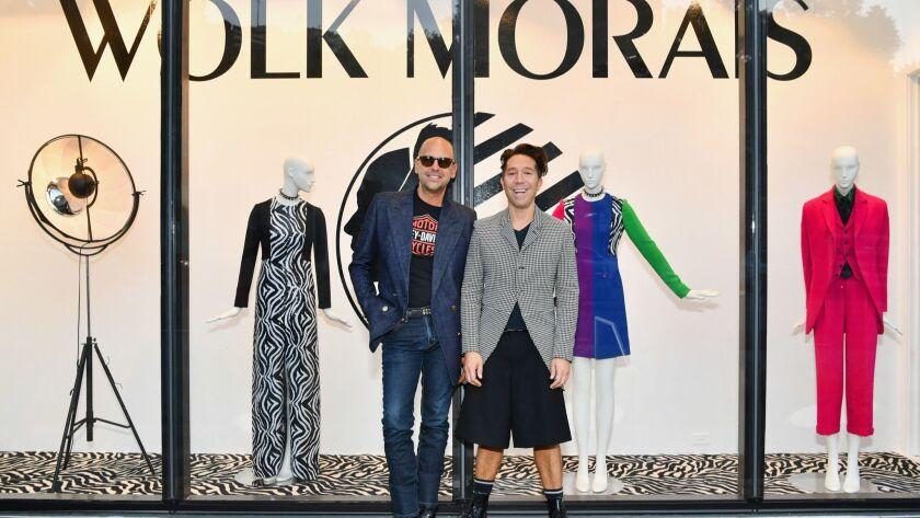 Wolk Morais Collection 7 Fashion Show